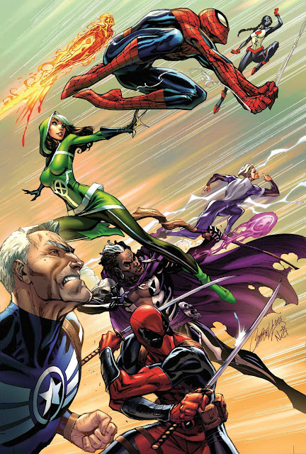 all new all different uncanny avengers