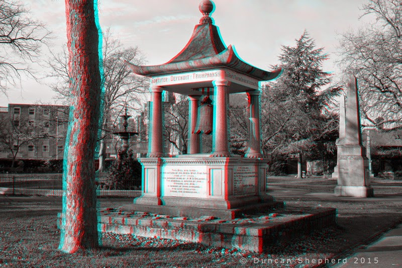 A Beginner's Guide to 3D Photography – Part 4: Anaglyphs