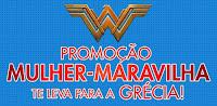 Promoção Mulher-Maravilha Saraiva