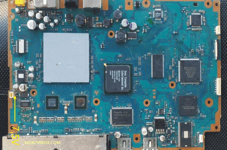 Test Point Kipas PS2 Mati Seri 75XXX/77XXX