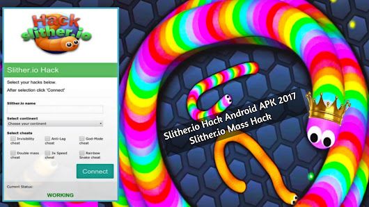Slither.io Hack Android APK 2017 | Slither.io Mass Hack (Just For Educational)