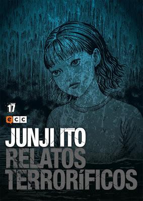 """Reseña de """"Relatos Terroríficos"""" vols 16 y 17 de Junji Ito - ECC Ediciones"""