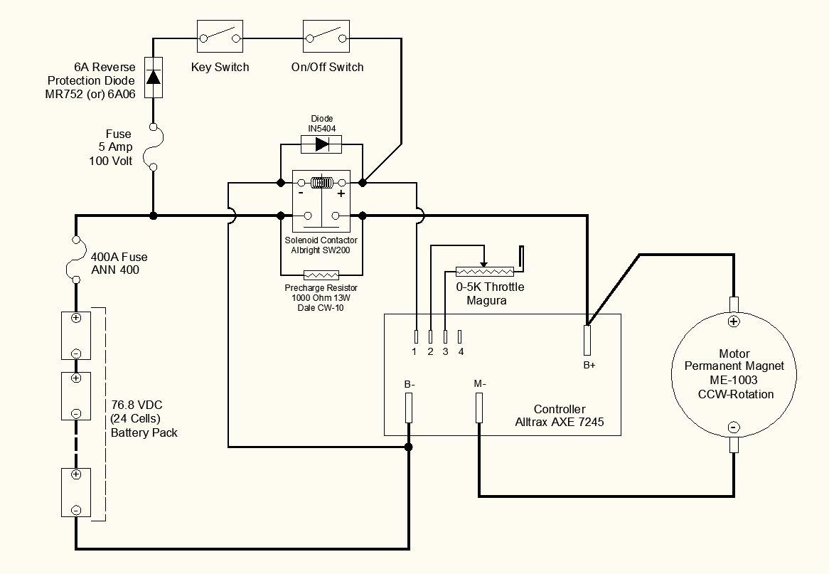 16 6 volt battery wiring diagram