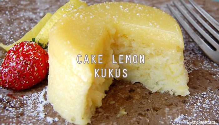 Resep Cake Kukus Praktis: Resep Masakan Praktis Rumahan