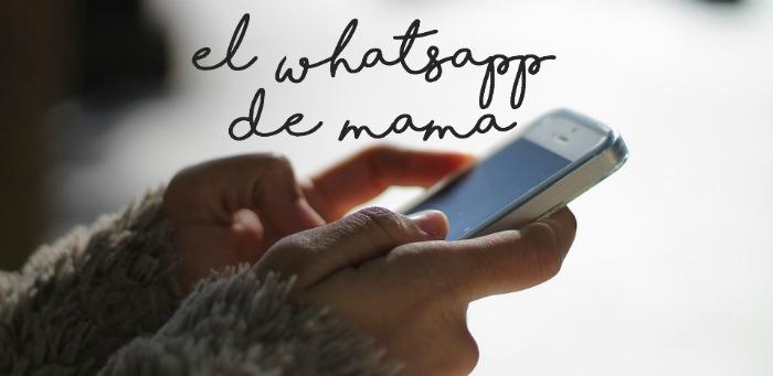 grupo whatsapp mama