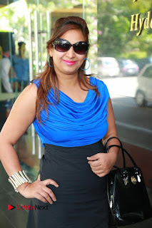 Bollywood Actress Sana Khan Launches Aakrithi Exibition  0068.JPG