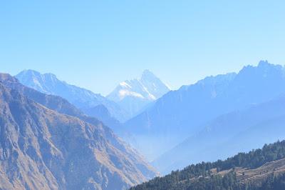 Nanda Devi in Auli