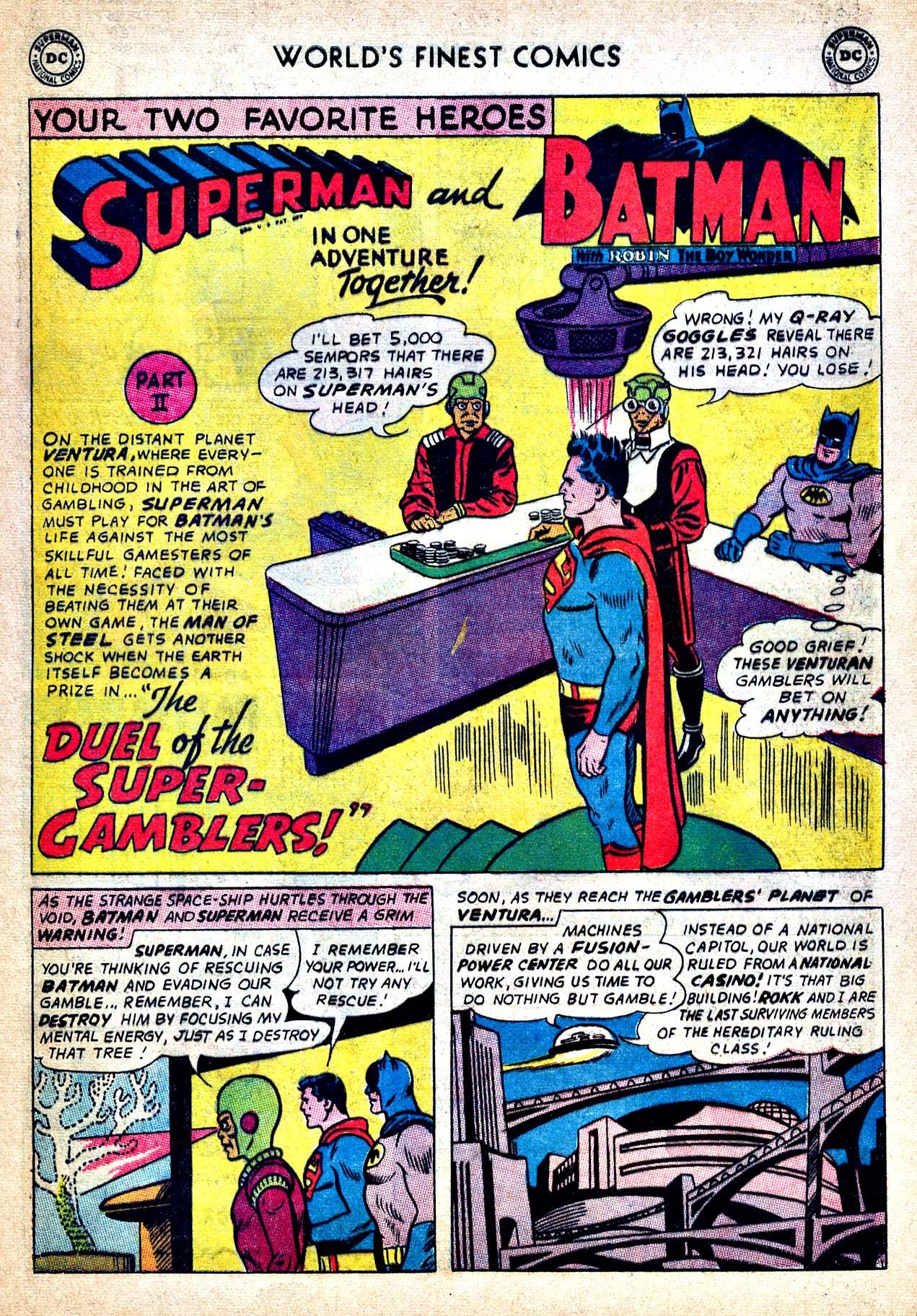 Read online World's Finest Comics comic -  Issue #150 - 13