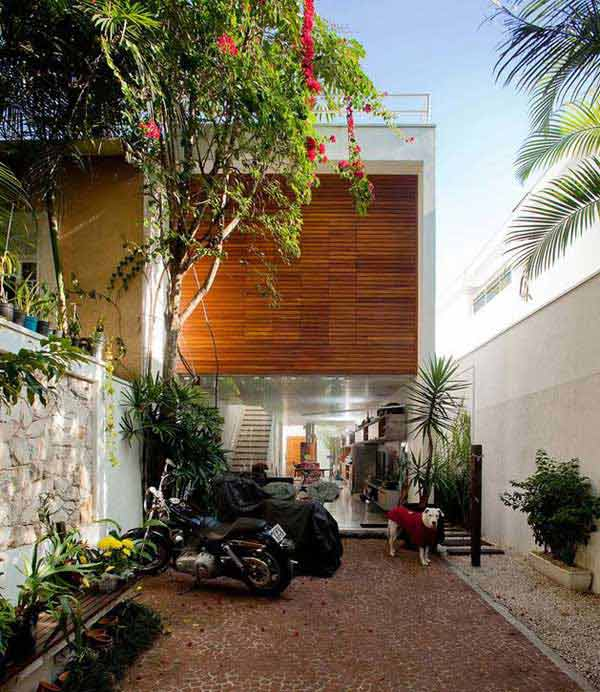 Long Narrow Garden Design Ideas: 18 Clever Design Ideas For Narrow And Long Outdoor Spaces