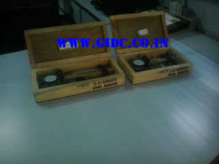 RAGHAV ENGINEERS Groov Dial Gauge