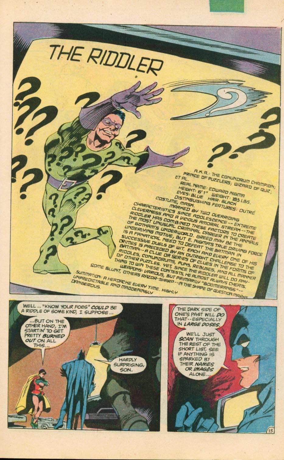 Detective Comics (1937) 566 Page 13