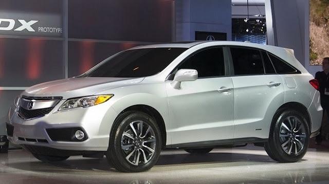 Nuevo Honda Acura RDX