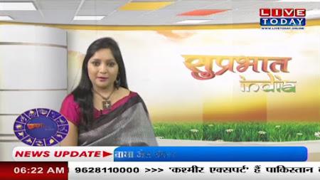 Frekuensi siaran Live Today TV di satelit AsiaSat 5 Terbaru