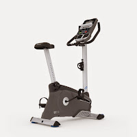 Nautilus U614 Upright Exercise Bike, review features compared with U616 and U618