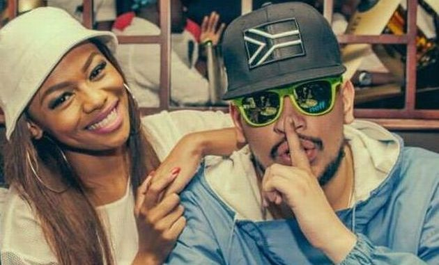 Bonang breaks up with AKA for not fighting black coffee