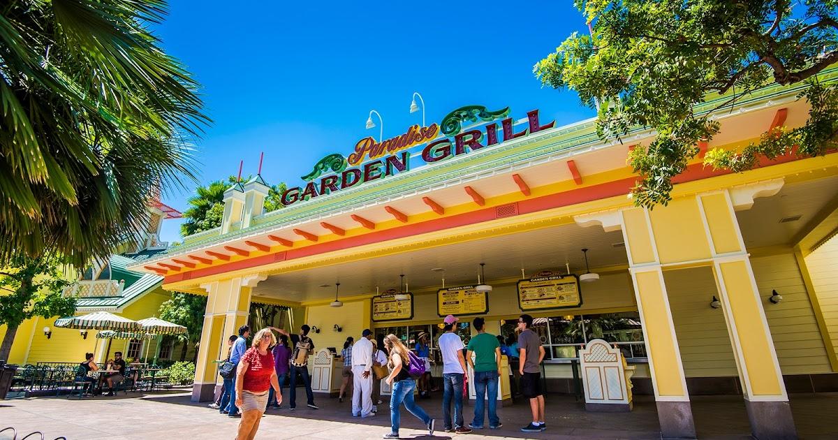 Disney California Food And Wine Festival