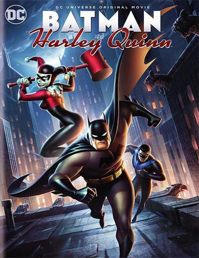 Ver Batman and Harley Quinn (2017) Online