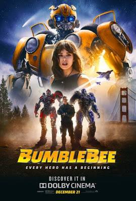 Bumblebee 2018 Dual Audio Hindi 480p 300MB Movie Download