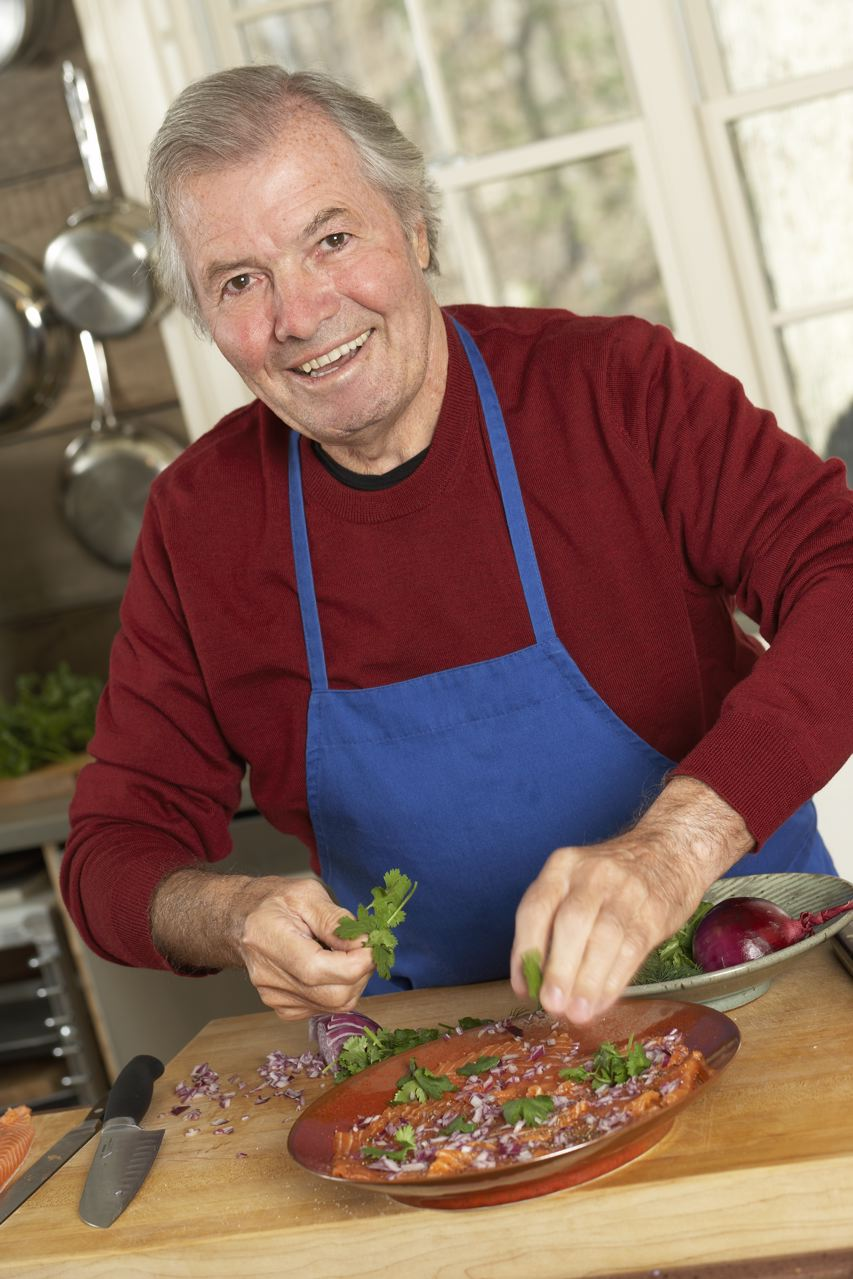 To Market To Market With San Diego Foodstuff The Heart Soul Of Jacques Pepin