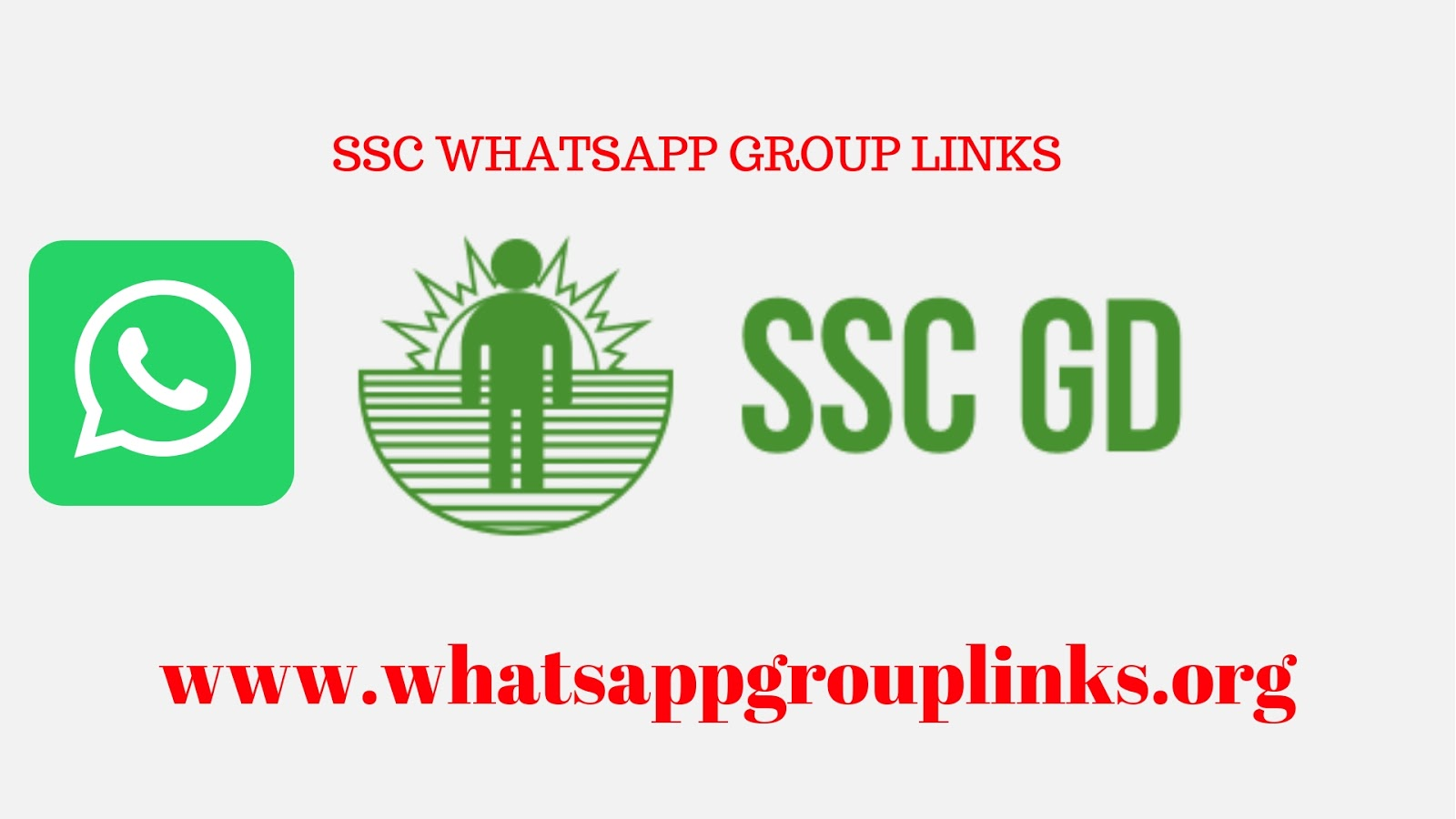 JOIN SSC EXAM PREPARATION WHATSAPP GROUP LINKS LIST