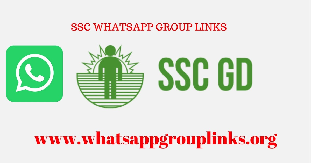 JOIN SSC EXAM PREPARATION WHATSAPP GROUP LINKS LIST - Whatsapp Group