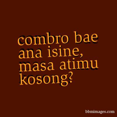 Kata Romantis Lucu Bahasa Jawa Ala Model Kini