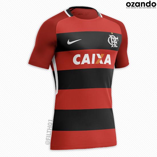 Nike Flamengo, Palmeiras, Santos & São Paulo Concepts Kits ...
