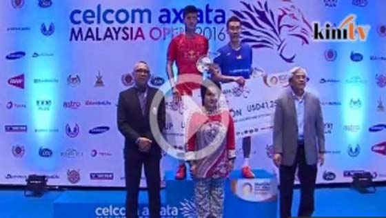 Rosmah Mansor Kena 'Boo' di Stadium Melawati