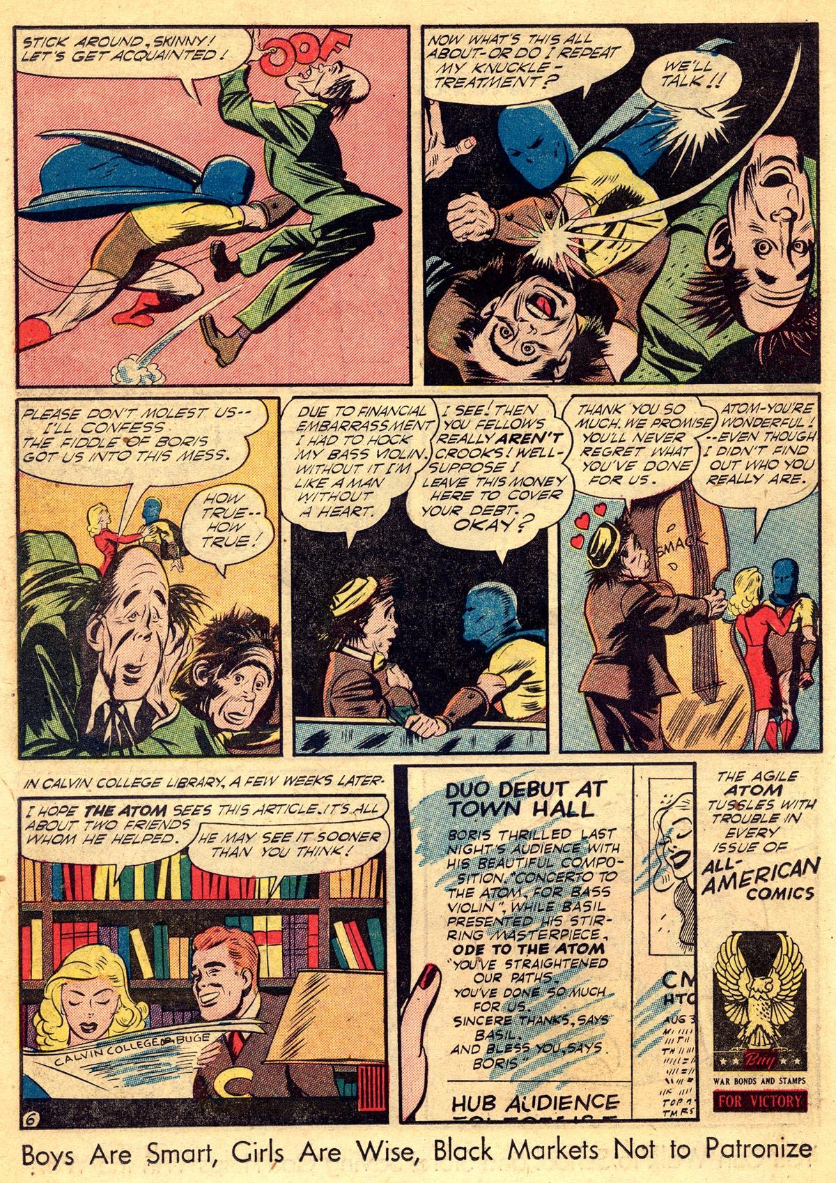 Read online All-American Comics (1939) comic -  Issue #60 - 26