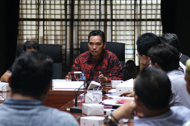 Plt Bupati Muba Tangani Masalah Masyarakat Danau Cala dengan PT Medco