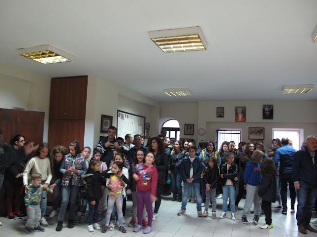 Κομοτηνή: Ο «Εύξεινος Πόντος» ξεκινά με όνειρα και σχέδια