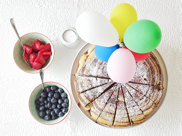 Rezept Zebra-Kuchen | 12 Nachmach-Tipps und DIY-Ideen im Juni | www.mammilade.blogspot.de