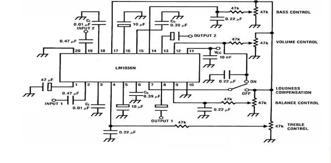 Astounding Audio Tone Control Circuit The Circuit Wiring Digital Resources Sapredefiancerspsorg
