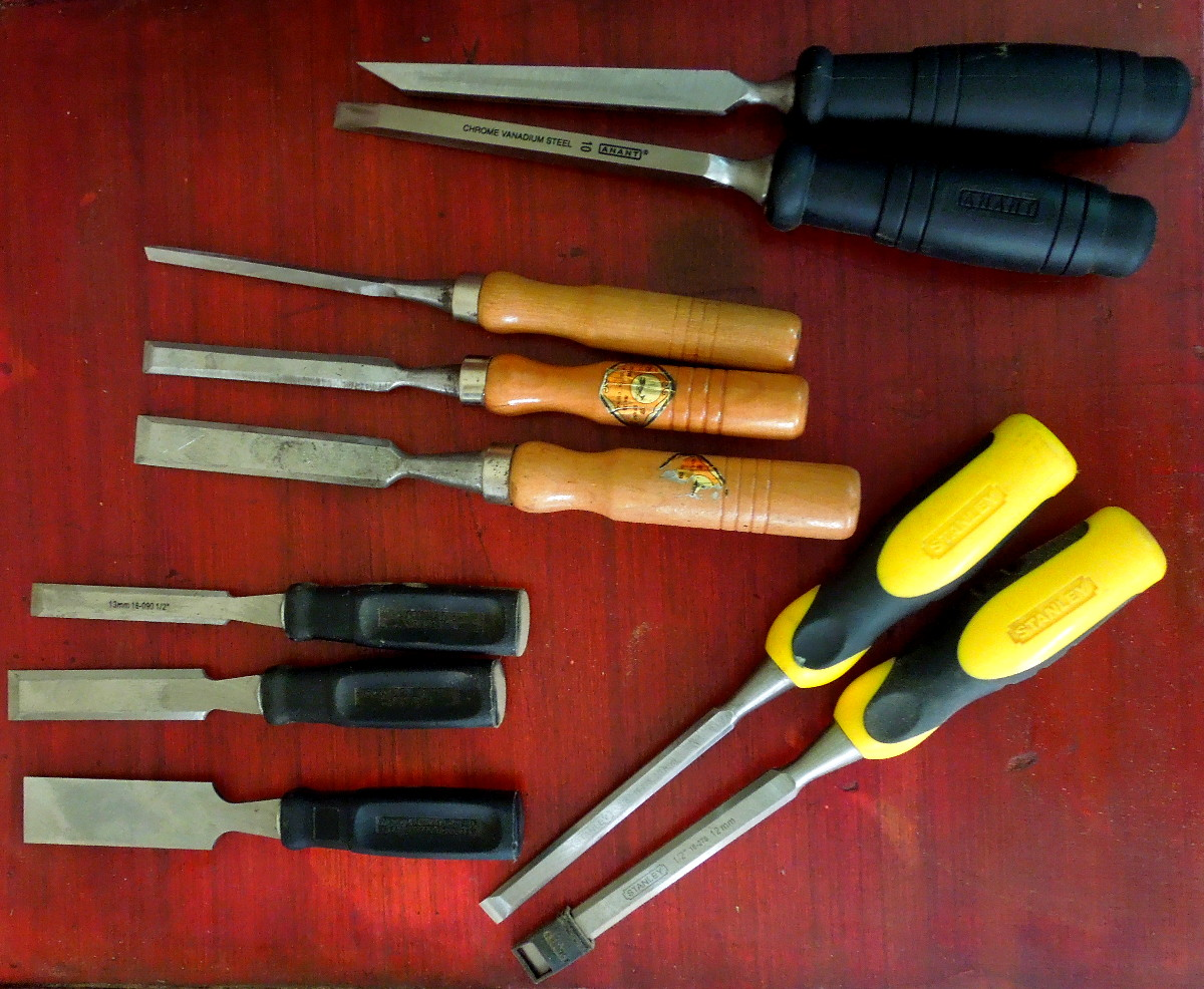 Some Observations On Chisels