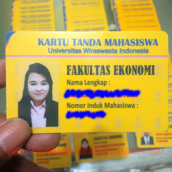 Pesan ID Card Jakarta