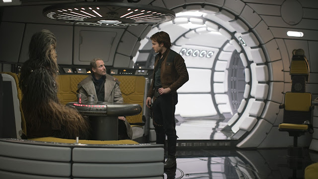 Alden Ehrenreich Woody Harrelson Ron Howard | Solo: A Star Wars Story