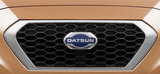 Aksesoris Datsun Go+ Panca - Chrome Grille Garnish