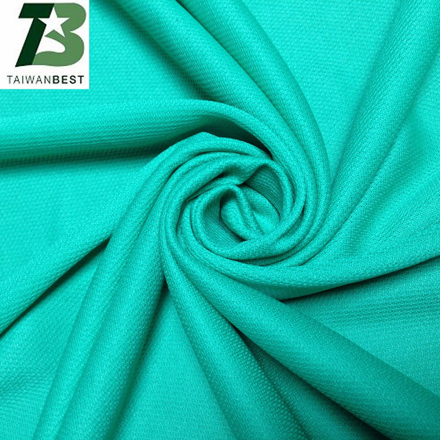 mesh fabric for sport shoes light green 1