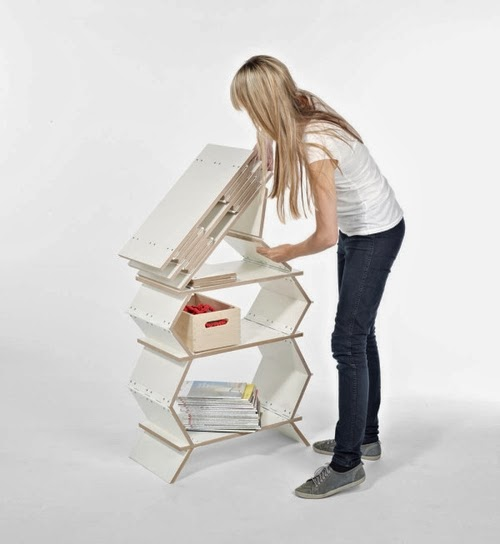 04-German-Designer-Meike-Harde-Stockwerk-Foldable-Bookshelf-www-designstack-co