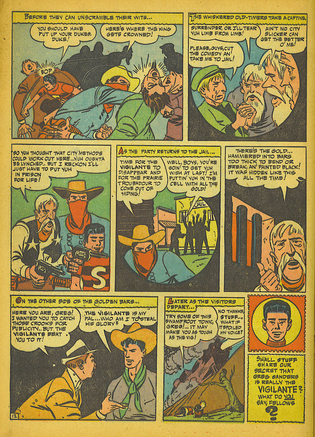 Read online Action Comics (1938) comic -  Issue #51 - 31