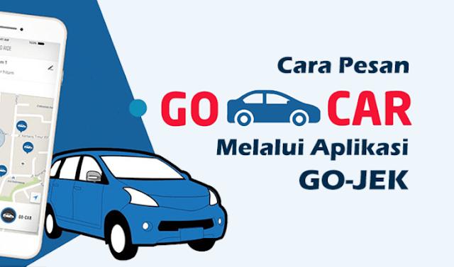 Cara Daftar Go Car Secara Online