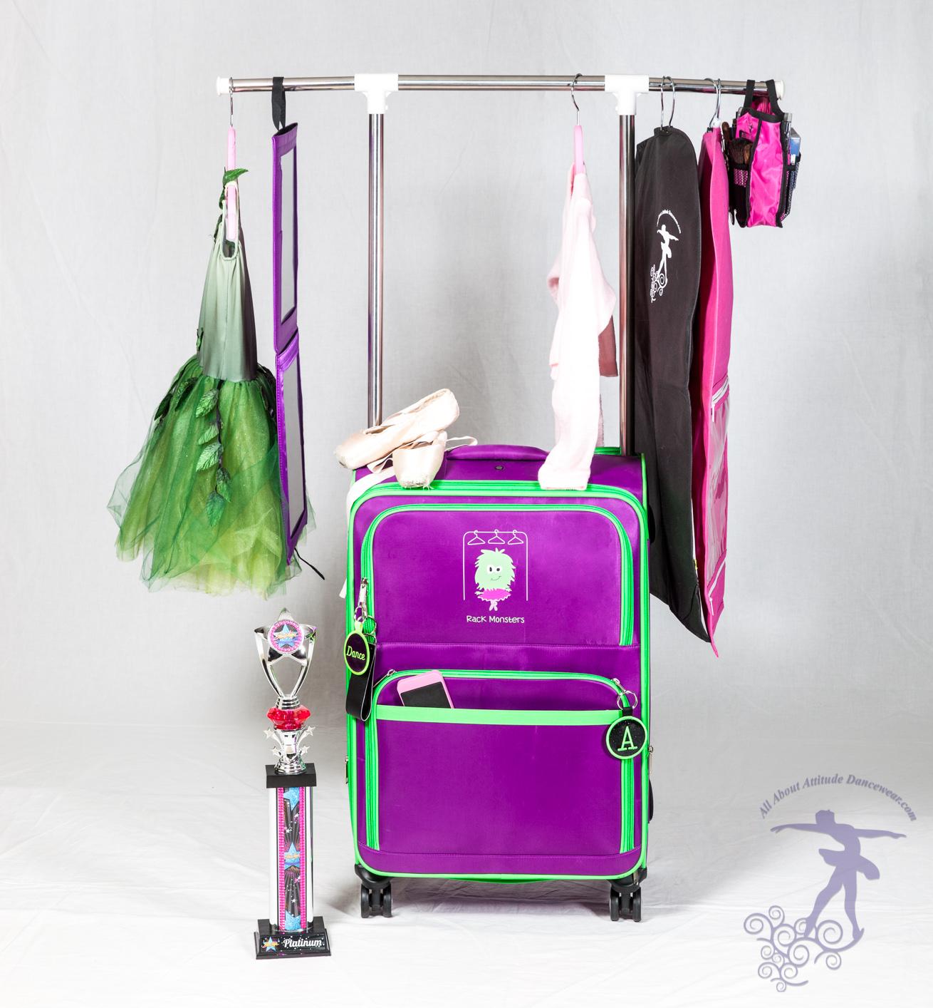 Rack And Roll Dance Bag Reviews Best Model Bag 2016