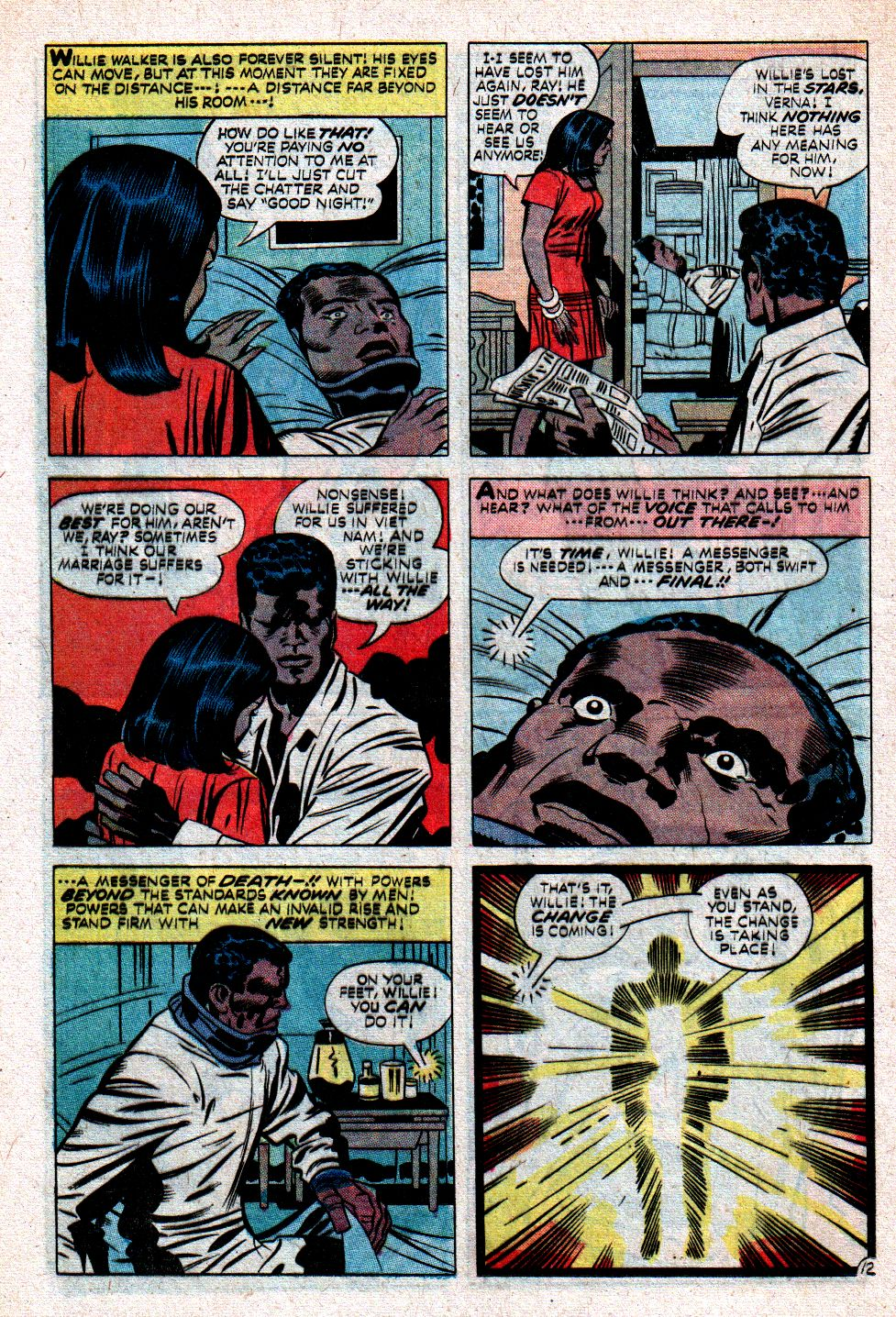 The New Gods (1971) issue 11 - Page 16