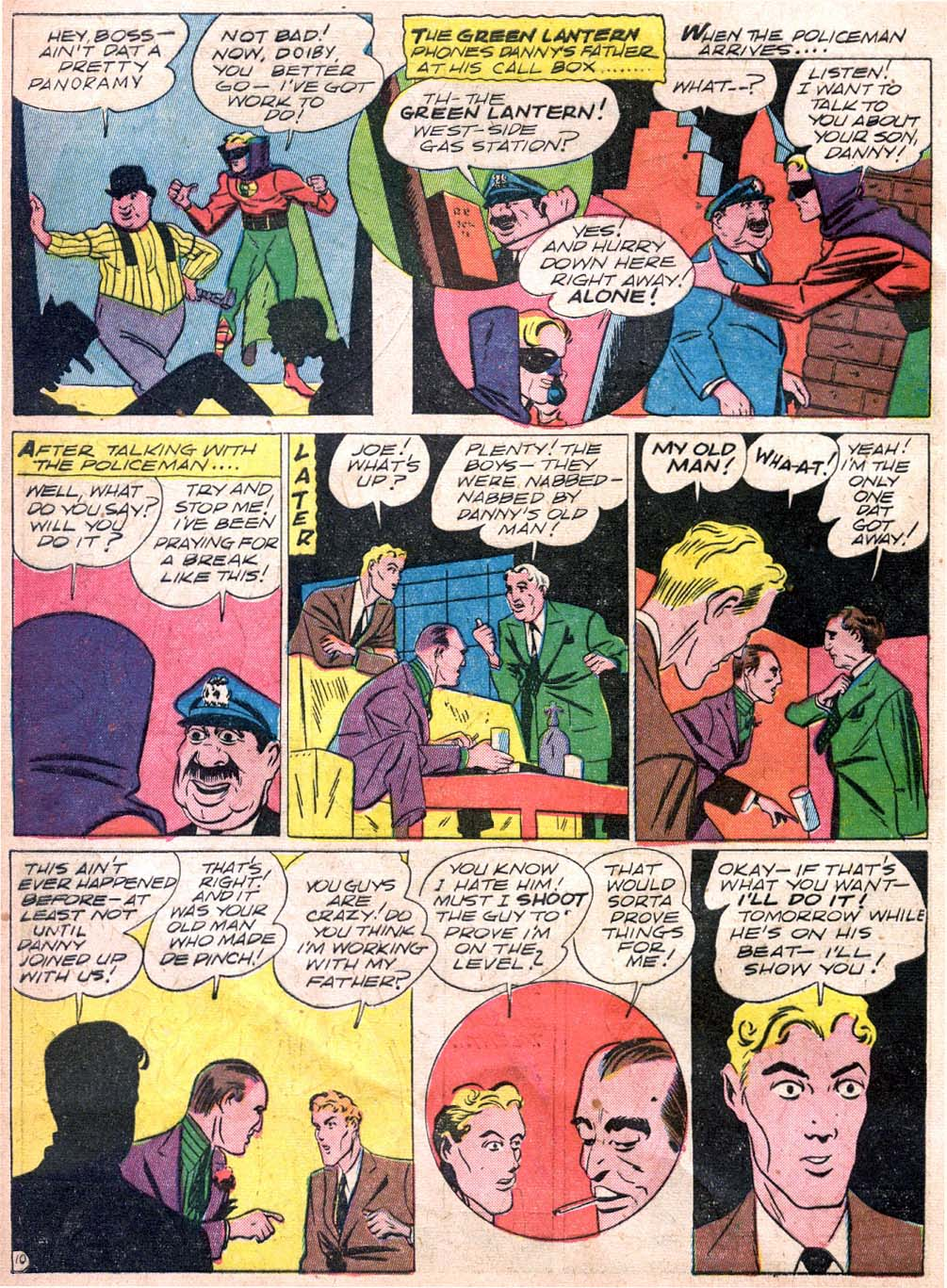 Read online All-American Comics (1939) comic -  Issue #32 - 12