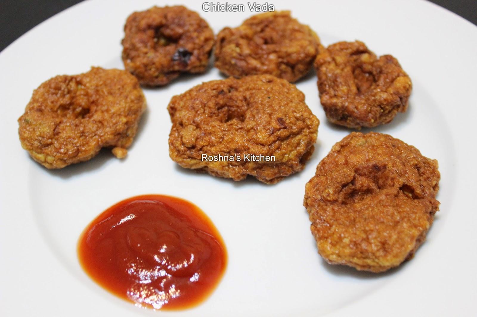 Chicken Vada