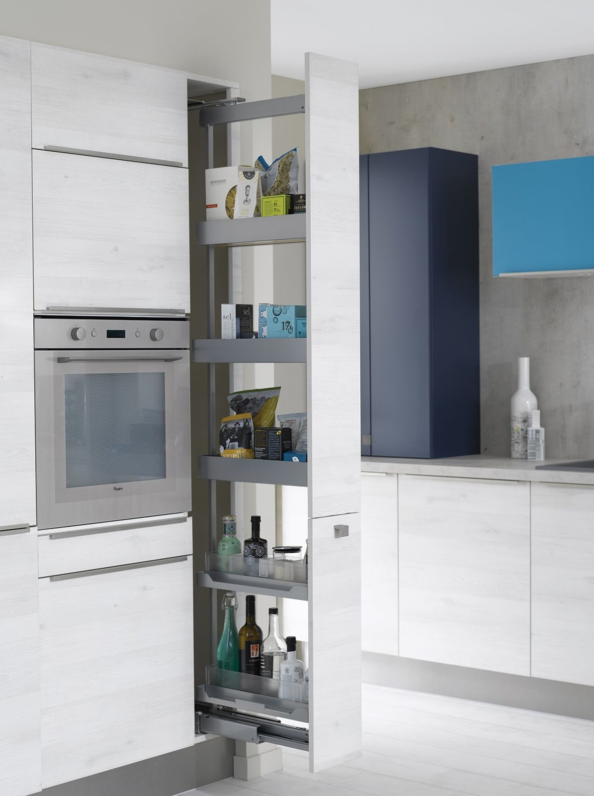 Small Kitchen Design Ideas: How To Space Saving
