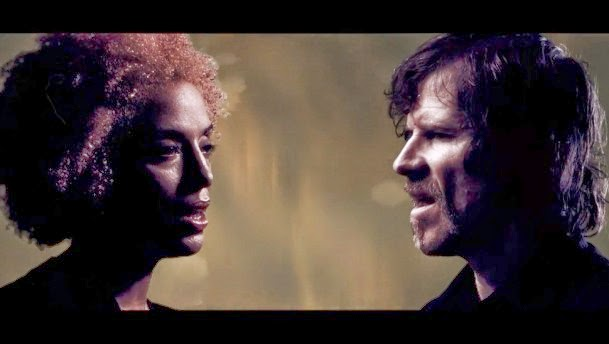 Martina Topley-Bird y Mark Lanegan