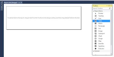 Microsoft Visual Studio 2013Toolbox