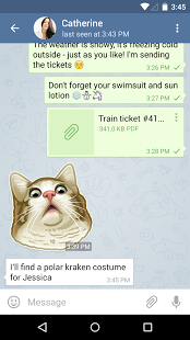 Telegram Apk Latest Android App | Full Version Pro Free Download