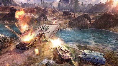 Download Infinite Tanks Mod Apk + Data Terbaru